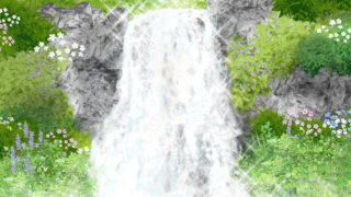 白糸の滝 富士宮市 世界遺産