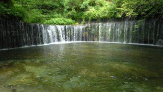 軽井沢白糸の滝 ライトアップ 開催期間