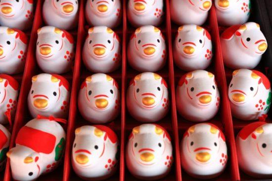 丑年 神社 神奈川