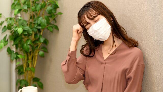 マスク 息苦しい 酸欠