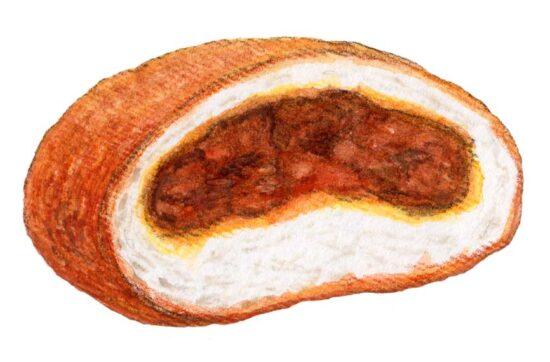 シューイチ カレーパン