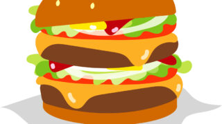めざましテレビ ハンバーガー